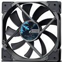 MX61037 Venturi High Flow Series HF-12 120mm Fan, Black