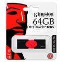 MX73834 DataTraveler 106 USB 3.0 Type-A Flash Drive, 64GB
