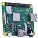 MX75500 Pi 3 Model A+ Single Board Computer