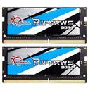MX77063 Ripjaws Series 16GB PC4-21300 DDR4-2666 SO-DIMM RAM Kit (2x 8GB)
